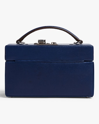 Mark Cross 1845 Mini Trunk Bag 1
