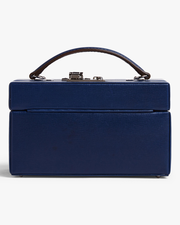 Mark Cross 1845 Mini Trunk Bag 0