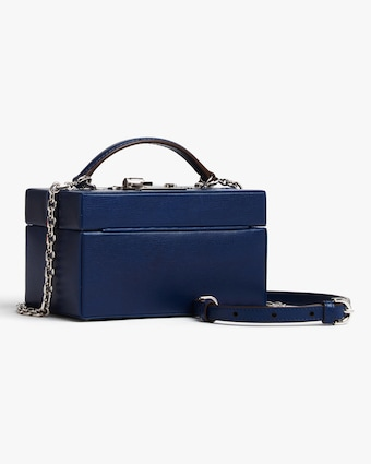 Mark Cross 1845 Mini Trunk Bag 2