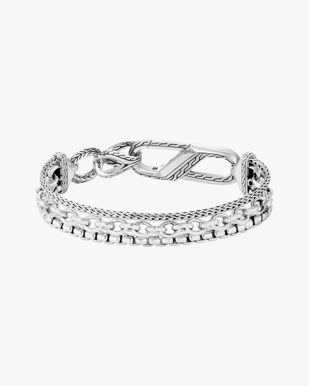 John Hardy Classic Chain Asli Triple-Row Bracelet 2