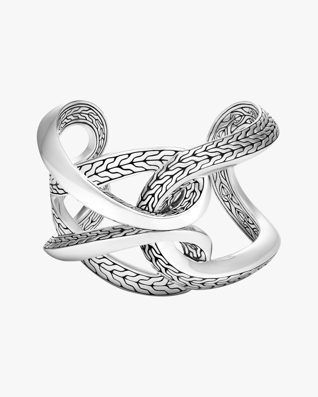 John Hardy Classic Chain Asli Link Cuff 0