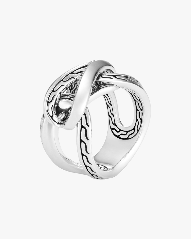 John Hardy Classic Chain Asli Ring 1