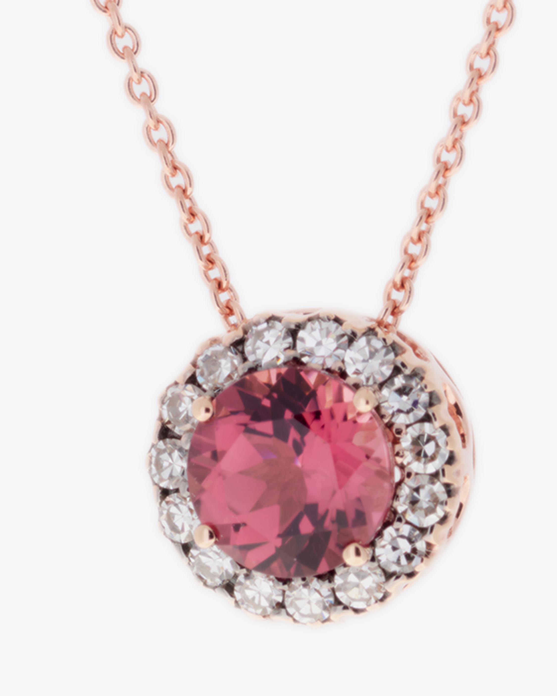 Selim Mouzannar Diamond & Tourmaline Pendant Necklace 1