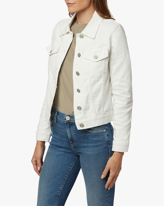 Hudson Classic Fitted Trucker Jacket 1