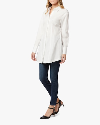 Hudson Cutout Shirt Dress 2