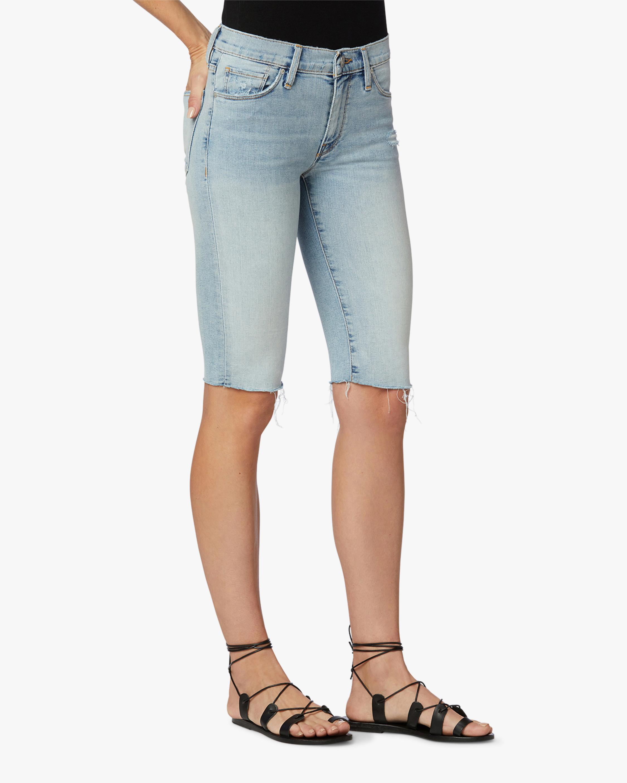 Hudson Amelia Cutoff-Knee Shorts 1