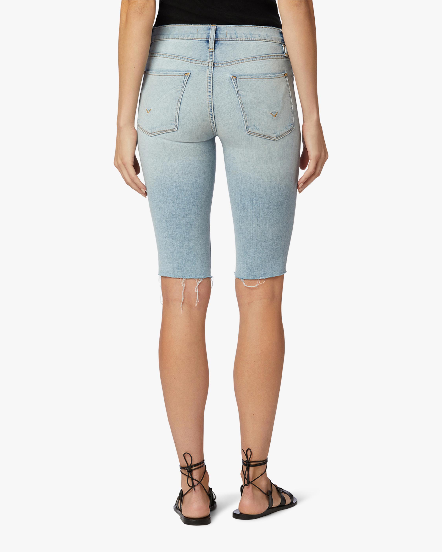 Hudson Amelia Cutoff-Knee Shorts 3