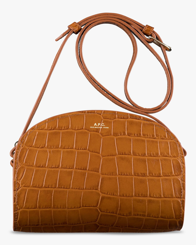 A.P.C. Demi Lune Bag 0