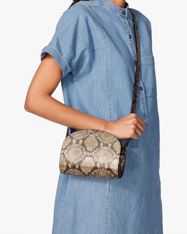 A.P.C. Demi Lune Mini Bag 2
