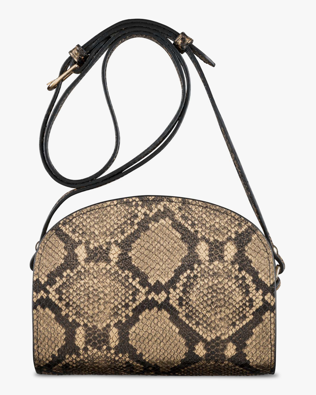 A.P.C. Demi Lune Mini Bag 3