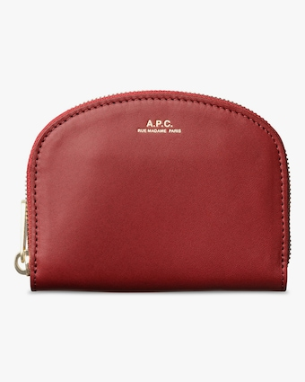 A.P.C. Demi -Lune Coin Purse 1