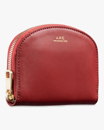 A.P.C. Demi -Lune Coin Purse 2