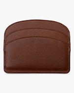 A.P.C. Demi Lune Card Holder 2