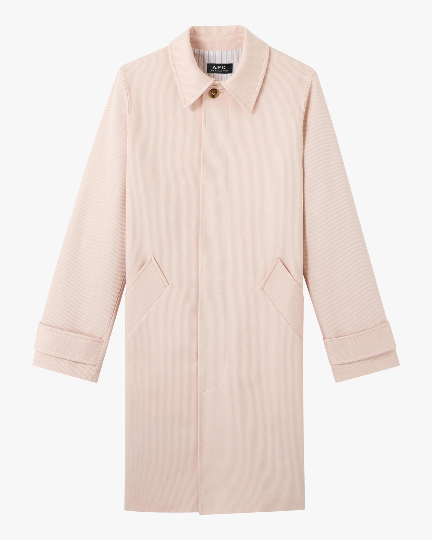 A.P.C. Mac Dinard Coat 1