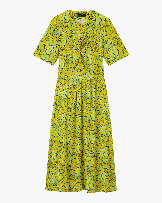 A.P.C. Jayla Dress 1