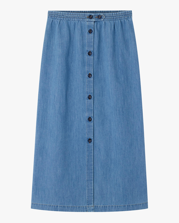 A.P.C. Deauville Skirt 0