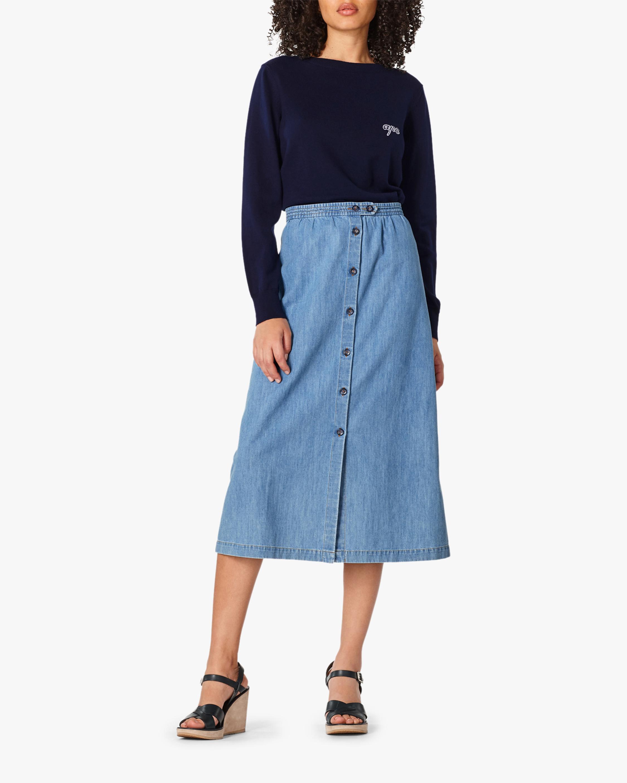 A.P.C. Deauville Skirt 2