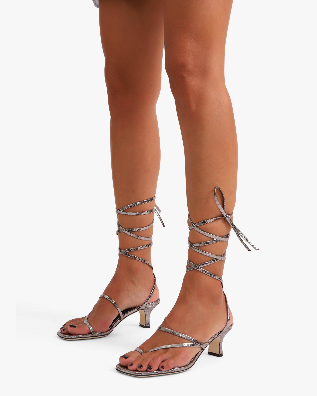 Paris Texas Betty Lace Up Sandal 1