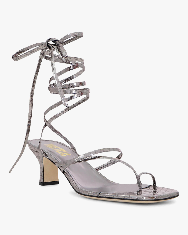 Paris Texas Betty Lace Up Sandal 2