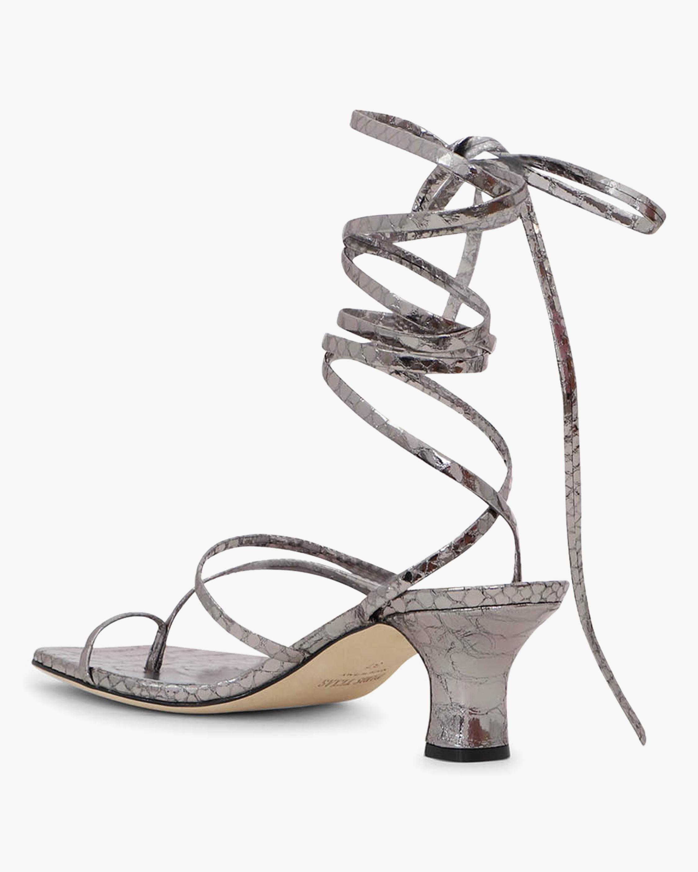 Paris Texas Betty Lace Up Sandal 3