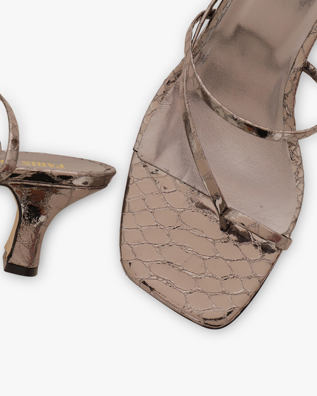 Paris Texas Betty Lace Up Sandal 4