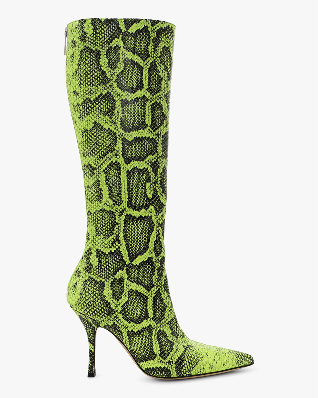Paris Texas Python Print Mama Boot 0