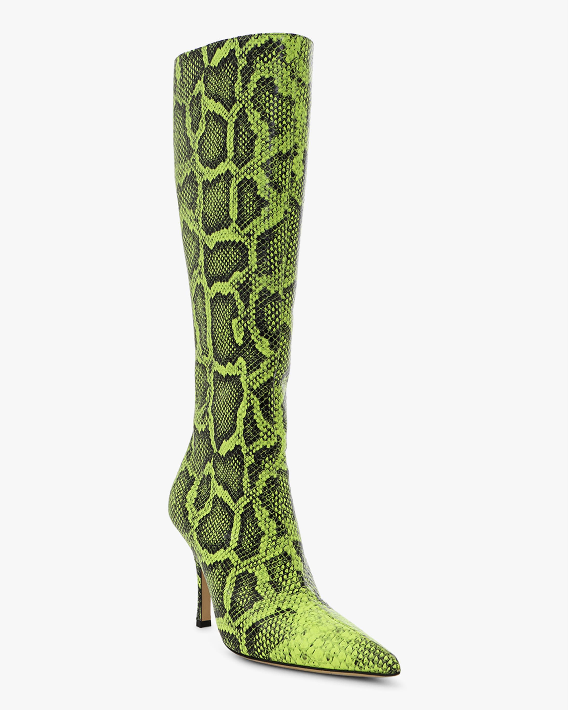 Paris Texas Python Print Mama Boot 2