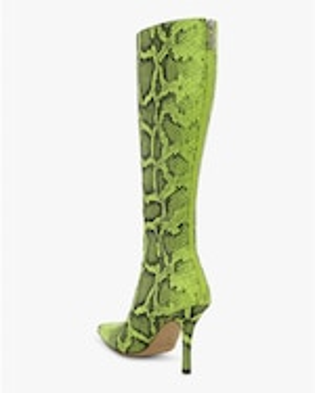 Paris Texas Python Print Mama Boot 3