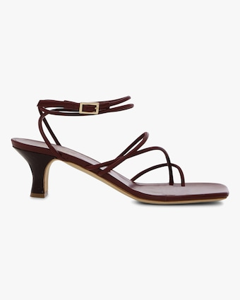 Paris Texas Betty Buckle Sandal 1