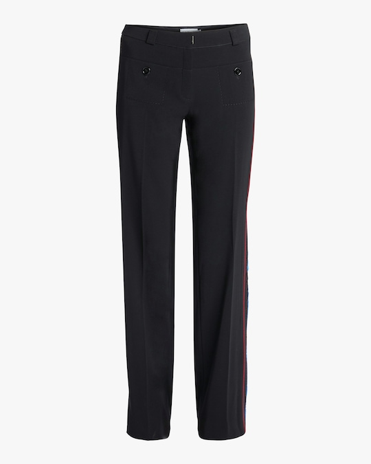 Carven Striped Trousers 0