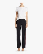 Carven Striped Trousers 1