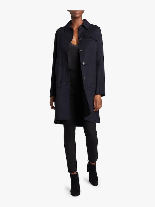 Carven Wool Peacoat 1
