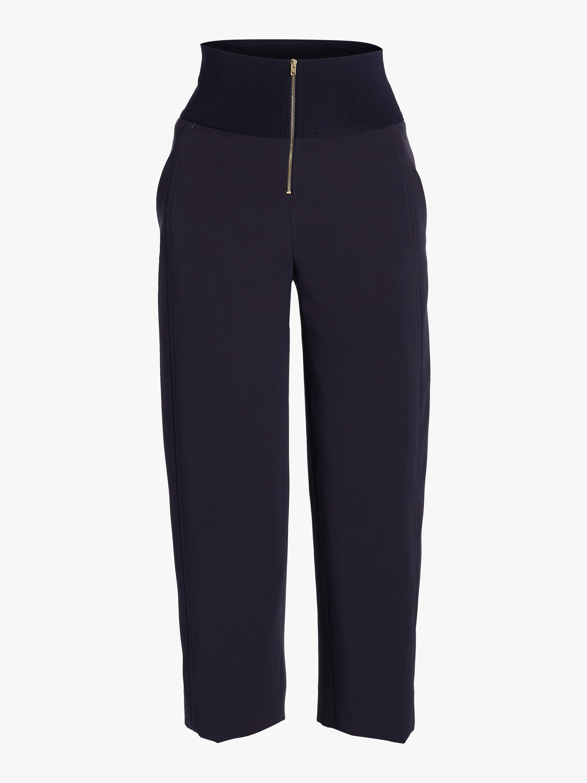 Carven Wide-Leg Trousers 0