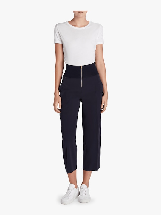Carven Wide-Leg Trousers 1