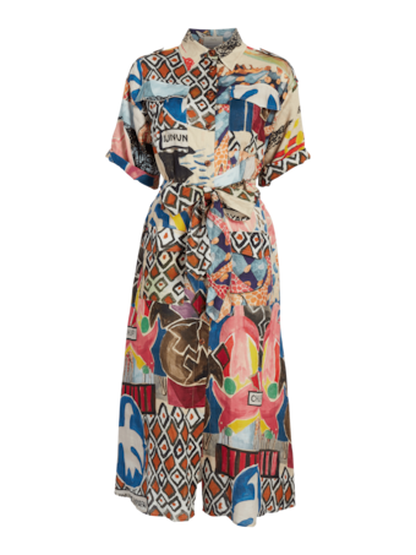 Wild Safari Dress