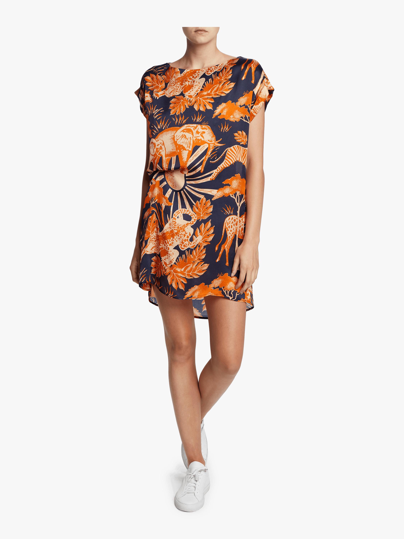 Femi Short Dress