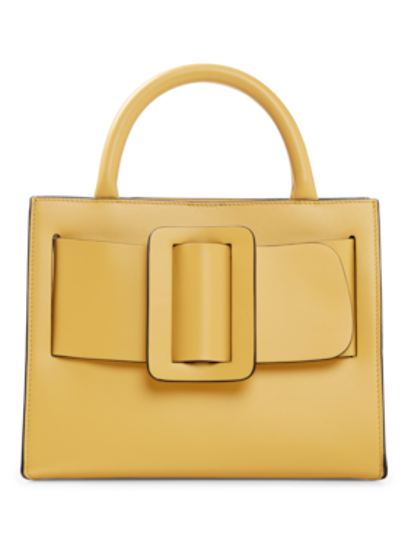 Bobby 23 Leather Top Handle Bag