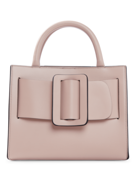 Bobby 23 Leather Top Handle Bag