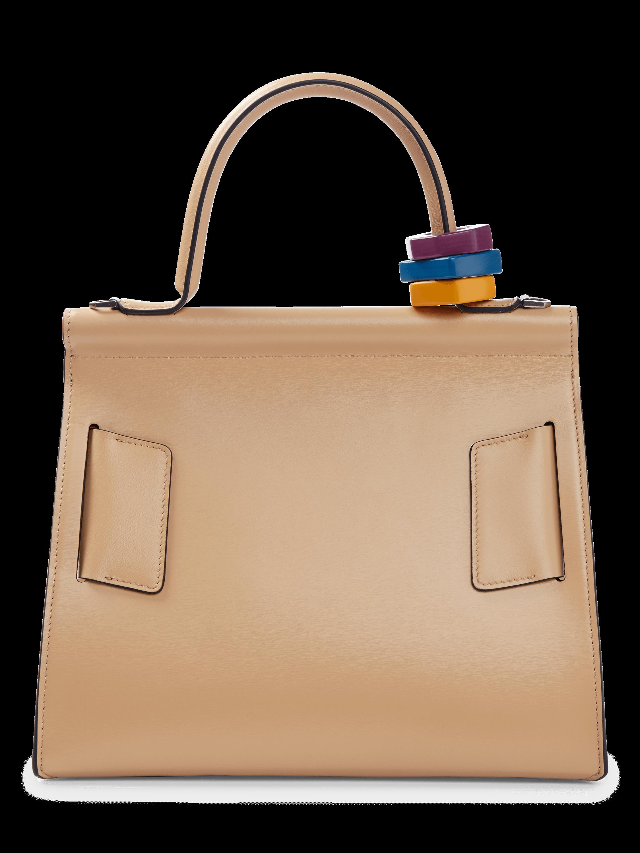 dad21d7654 Karl 24 Leather Top Handle Bag