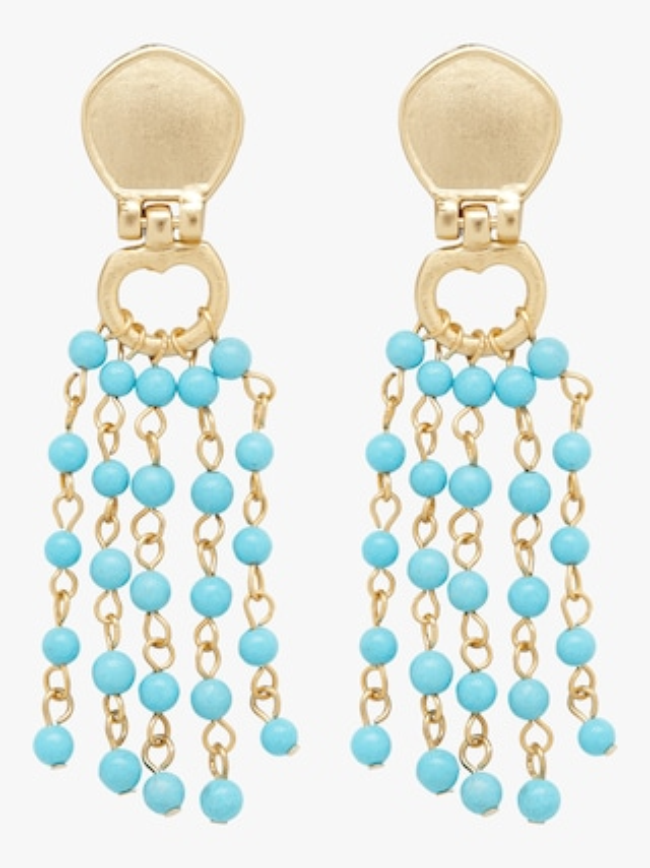 Stephanie Kantis Cleo Beaded Earrings 2