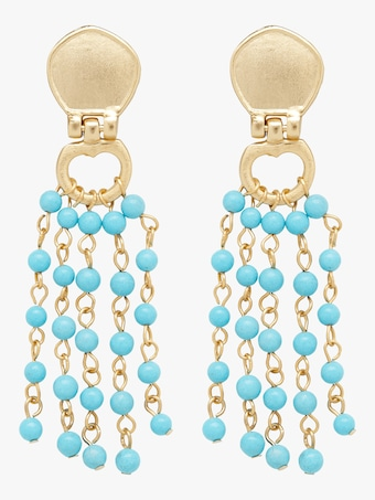 Cleo Beaded Earrings