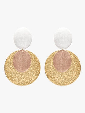 Sunset Clip-On Earrings