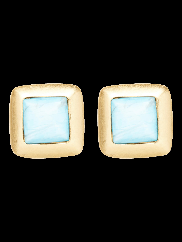 Crush Square Earrings
