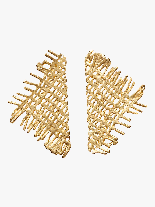 Weave Earrings