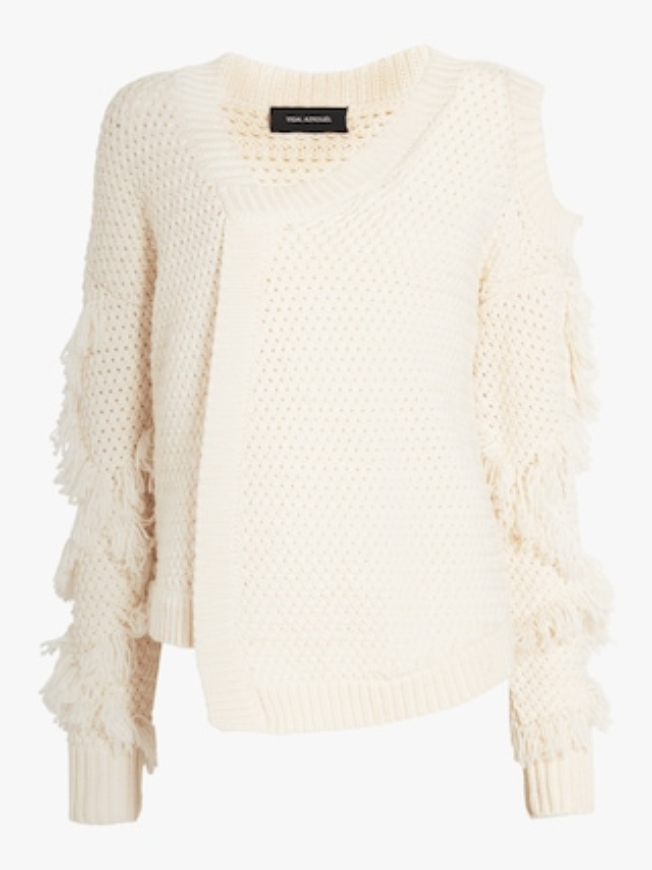 Chunky Handknit Sweater
