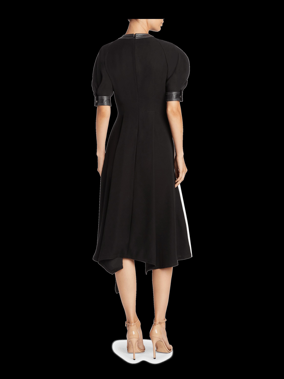 Short Sleeve One-Piece Dress Yigal Azrouël