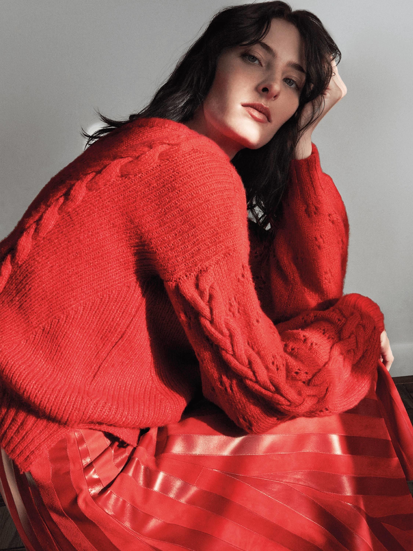 Cecilia Knit Top