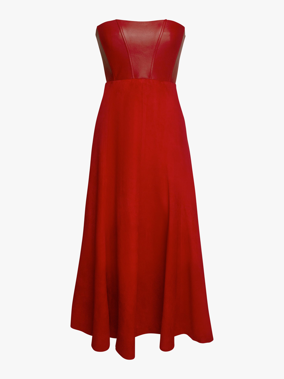 Escarlata Dress