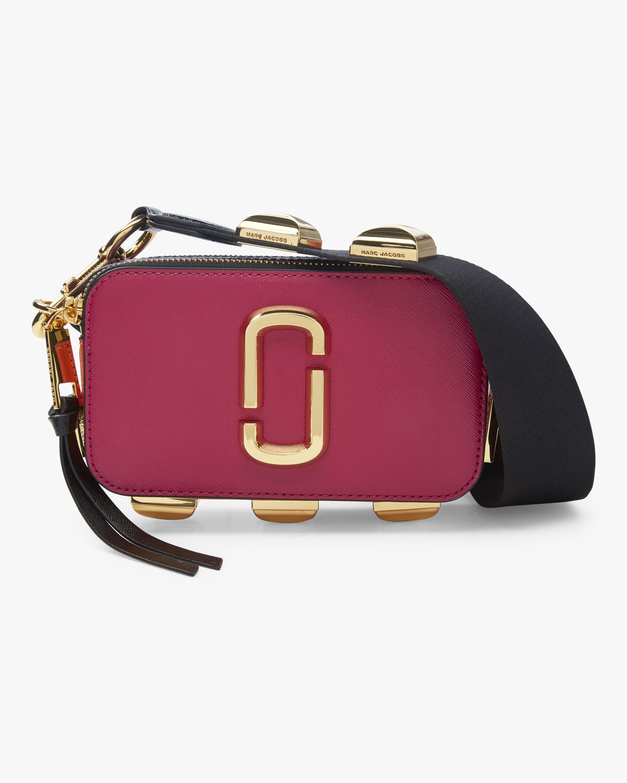 Studded Snapshot Camera Bag