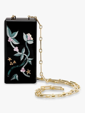Minnie Currants and Stars Clutch